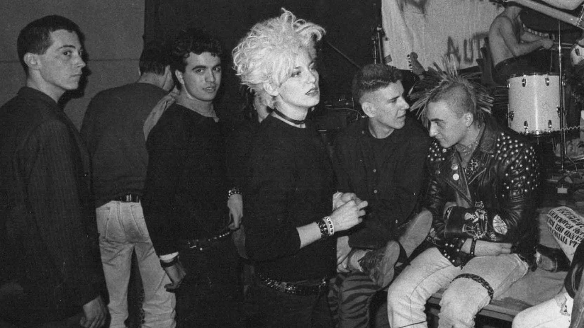 La scena punk di Napoli degli Underage