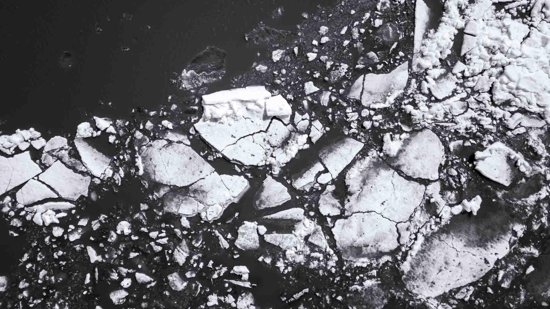 Lo scioglimento dei ghiacci causa ansia non solo ai giovani