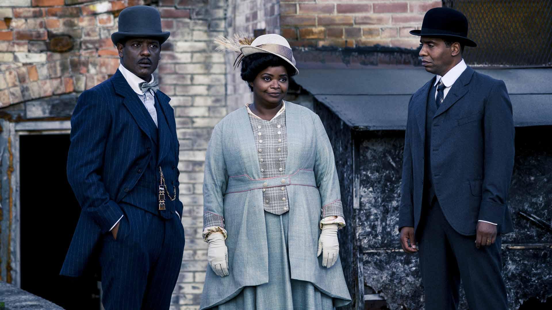 Self-Made: La vita di Madam C.J.Walker