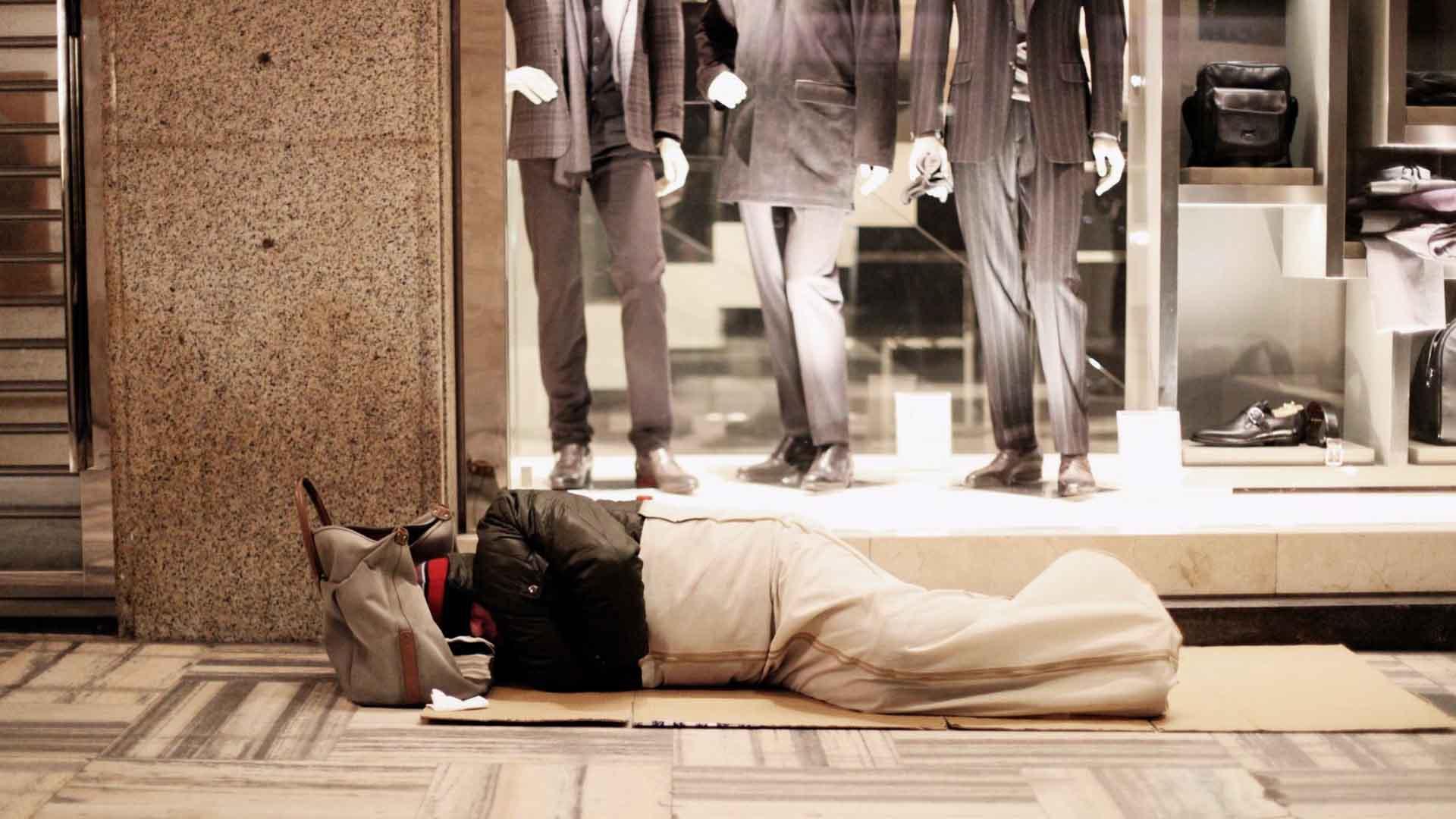 senzatetto quarantena coronavirus