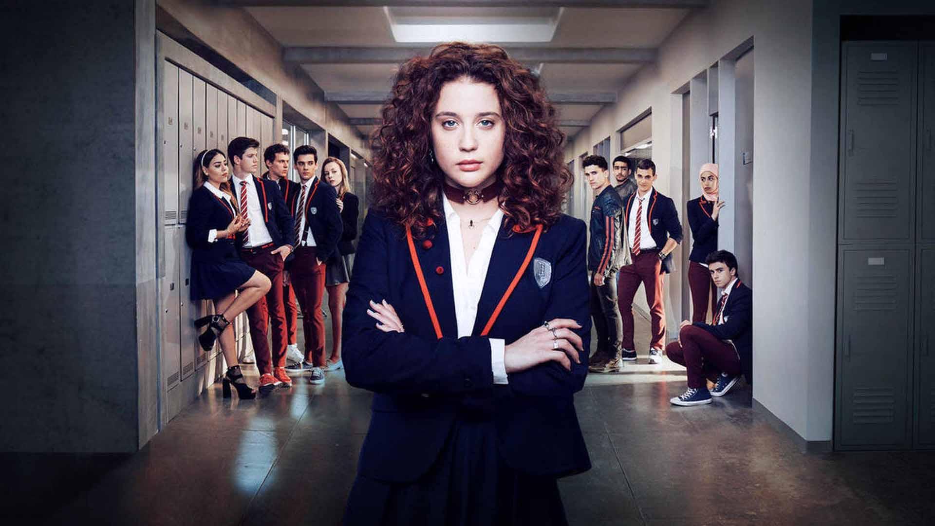 La serie tv Elite