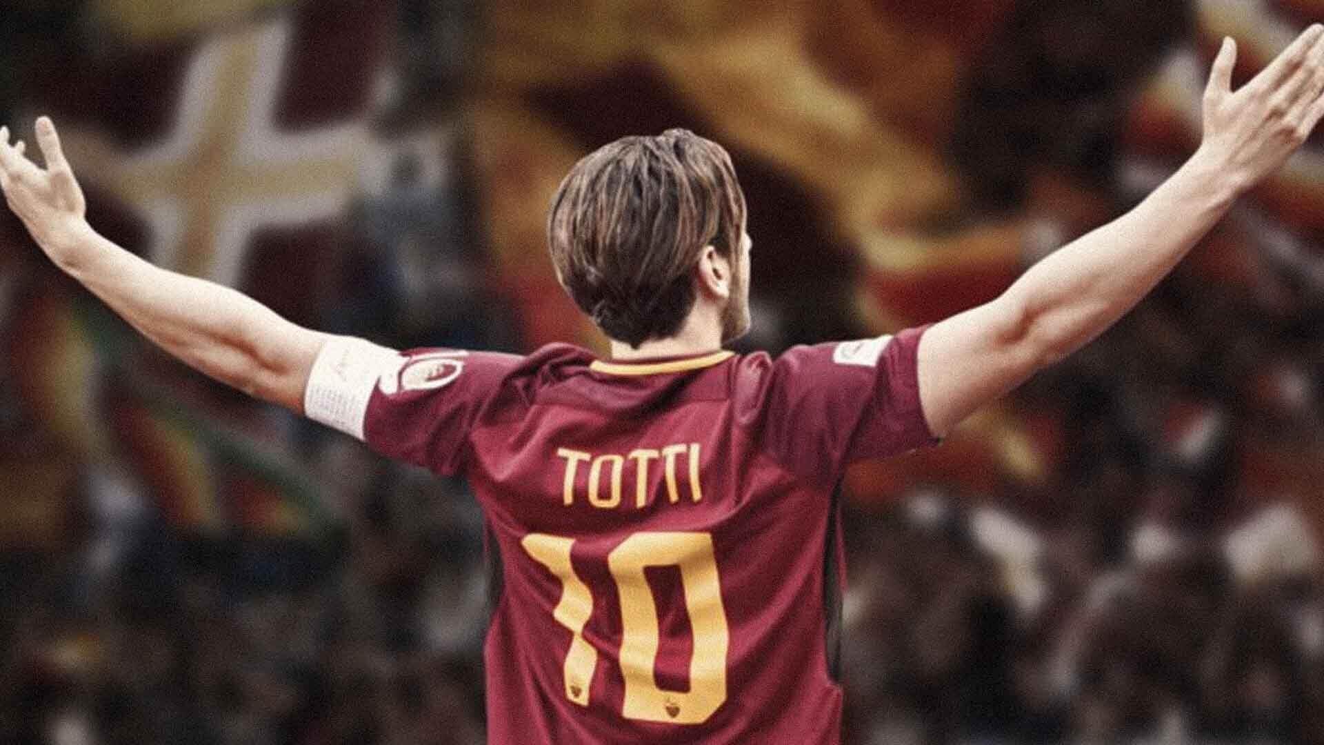 Meglio guardare una serie tv su Totti che le partite italiane con gli stadi vuoti