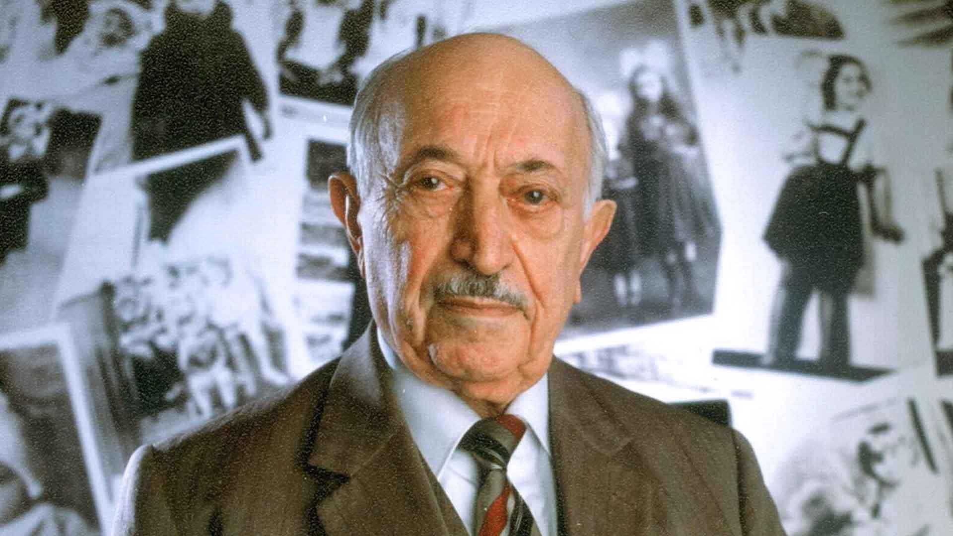 Simon Wiesenthal (1908-2005)
