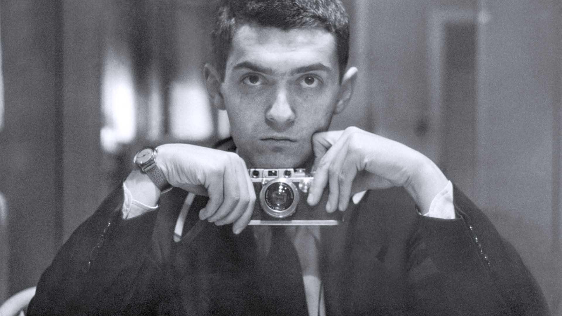 Stanley Kubrick scoprì la fotografia a 14 anni
