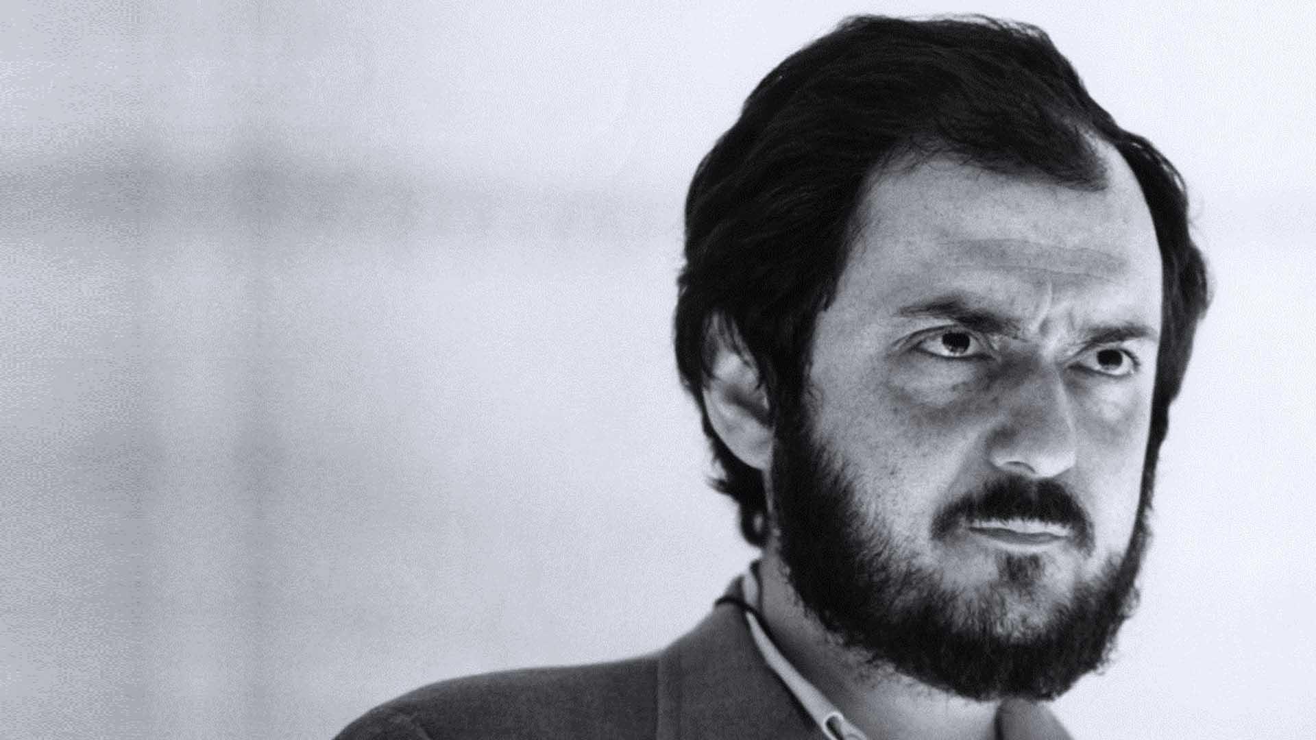 Il regista Stanley Kubrick (1928-1999)