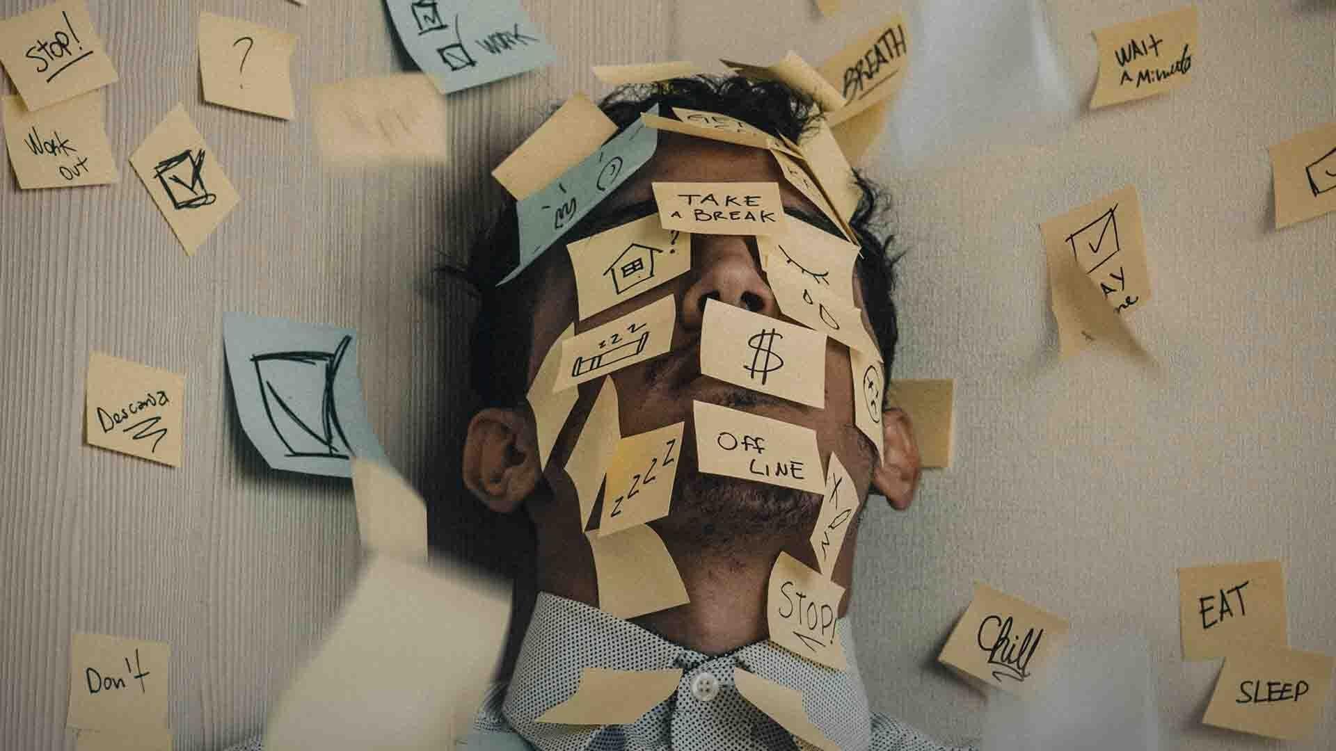 Italiani e stress: siamo il popolo più esaurito d