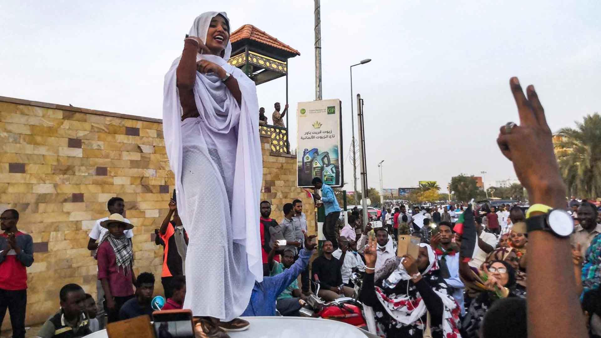 Il risveglio delle donne in Sudan