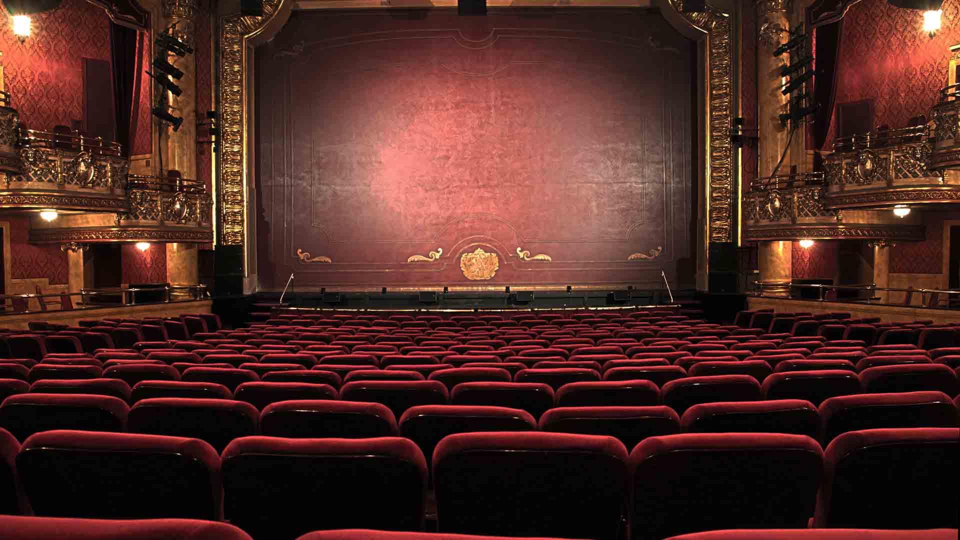 Senza teatro non c