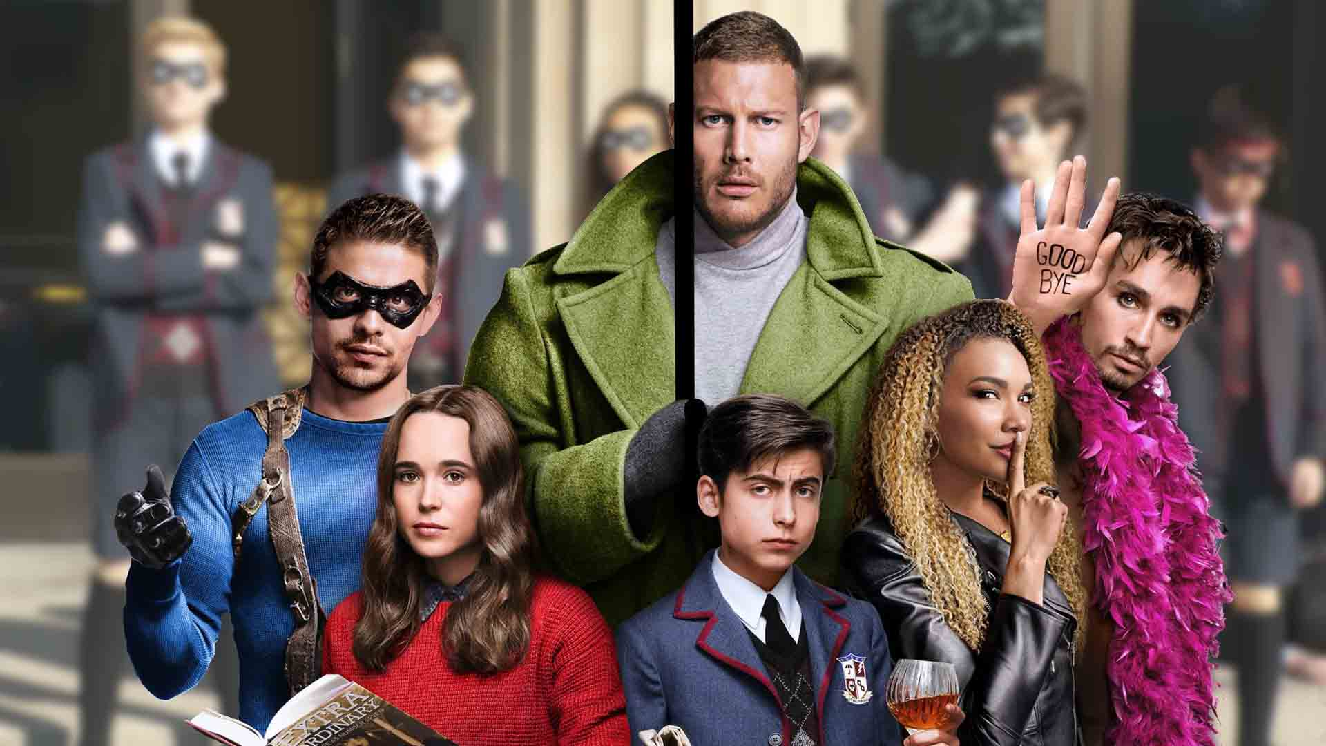 The Umbrella Academy non è la solita storia di supereroi