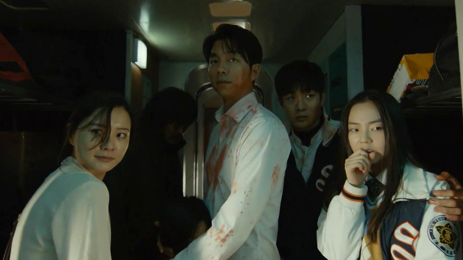 Train to Busan di Yeon Sang-ho