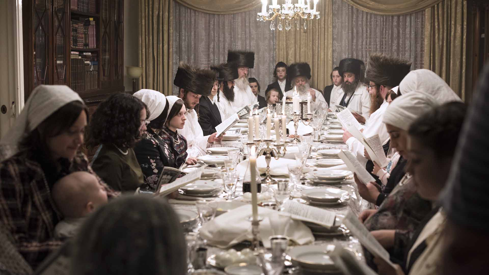 Unorthodox mostra le famiglie ebraiche ortodosse