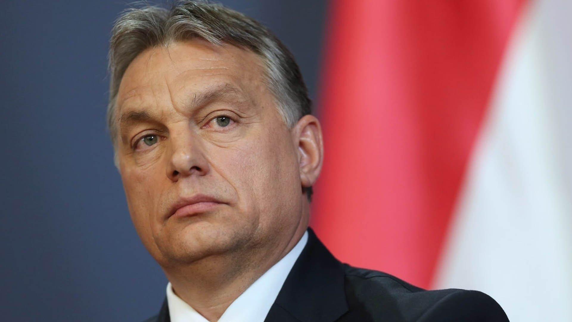 Viktor Orbán, primo ministro dell