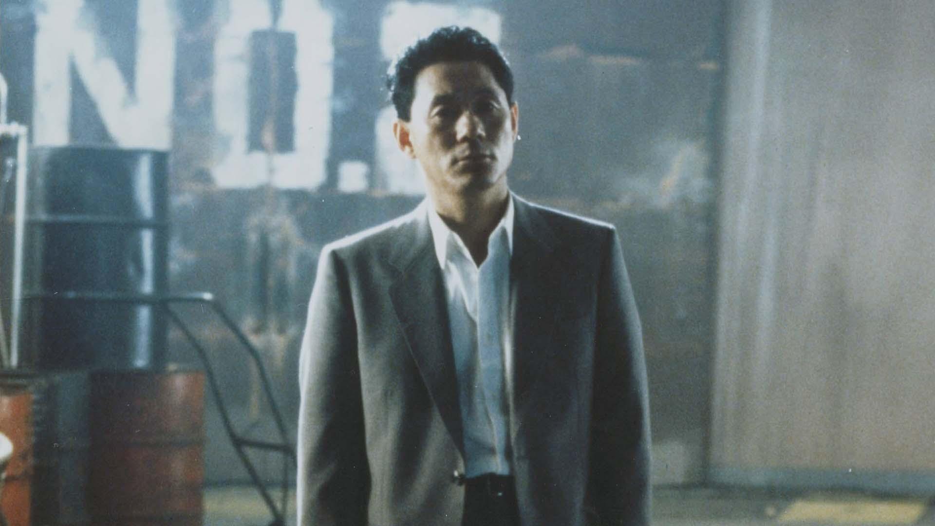 Violent cop di Takeshi Kitano