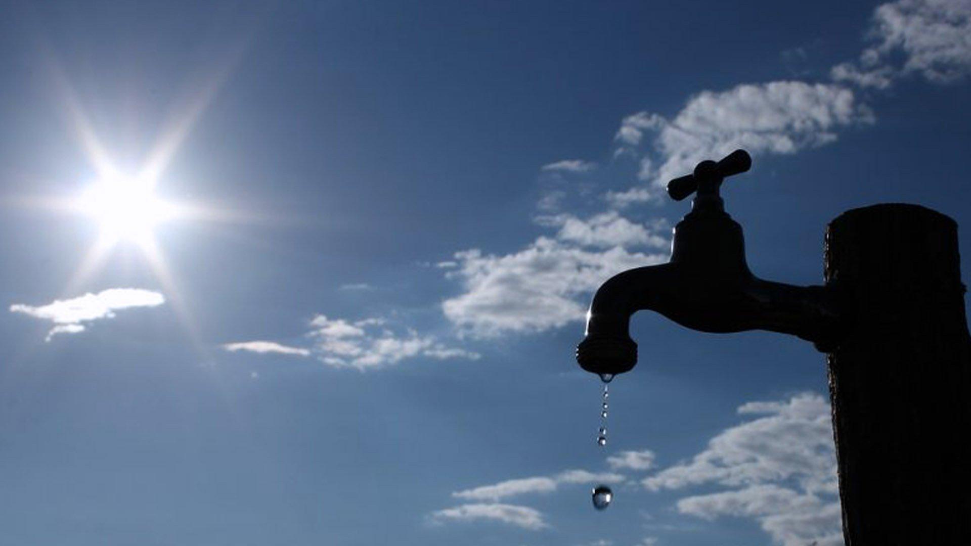 water crisis italia