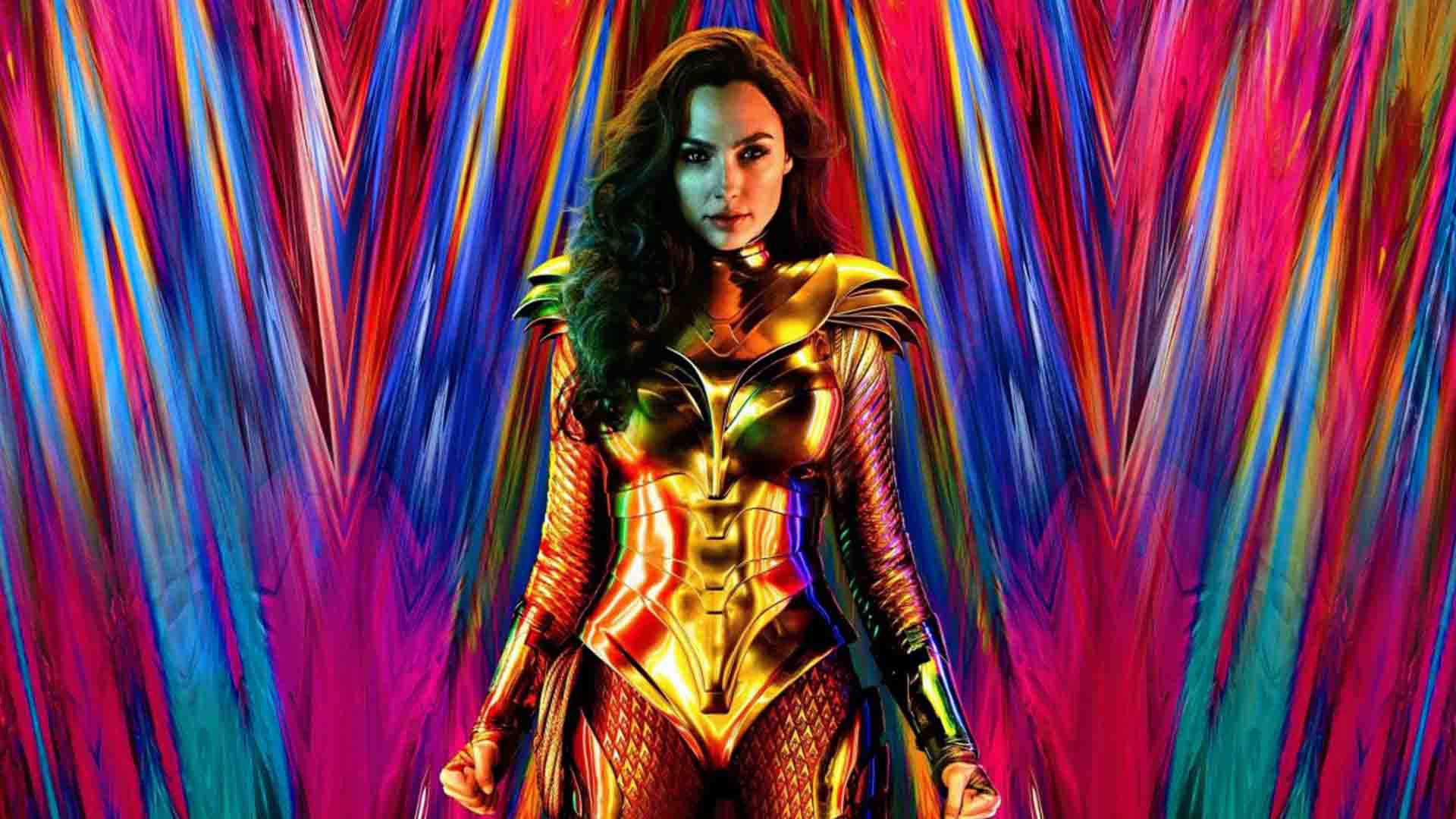 Wonder Woman 1984 è stato rimandato